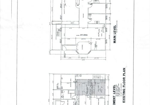 Floor Plan 12504 NW 36th Ave.